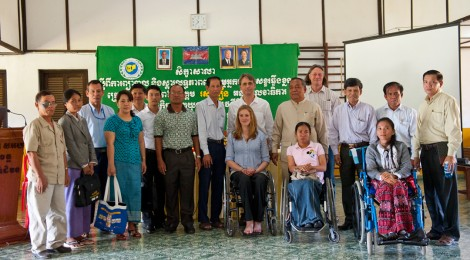 Wheelchair Guidelines Development Process