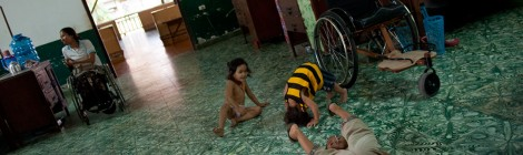 Report from Battambang Spinal Cord Rehabilitation Center