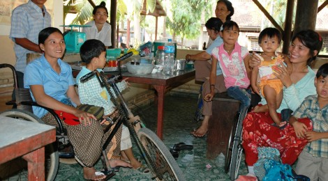 Quality of life among women with spinal cord injury in Cambodia and Norway