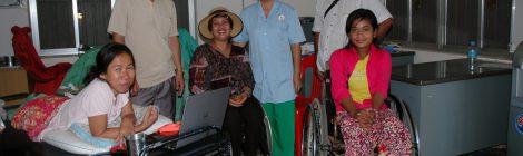 Meeting SCIAC Battambang November 2016
