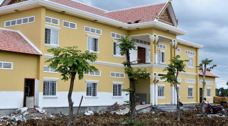 New SCI center in Battambang