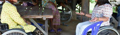 Home visit Pursat province 2017